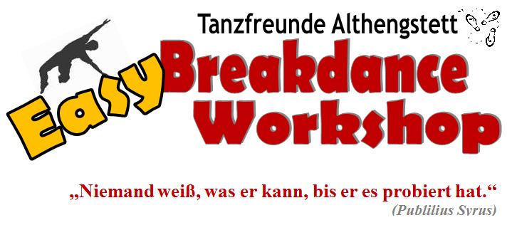 Breakdance Ü30